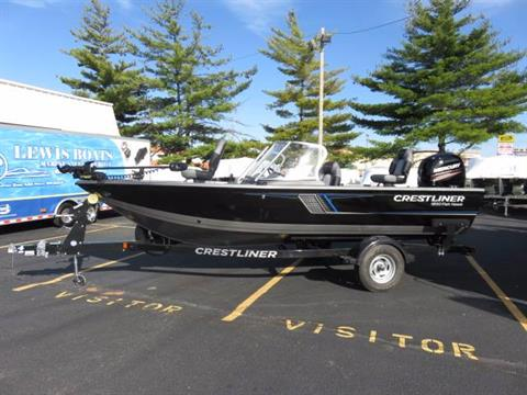 2018 Crestliner 1850WT FISH HAWK in Saint Peters, Missouri