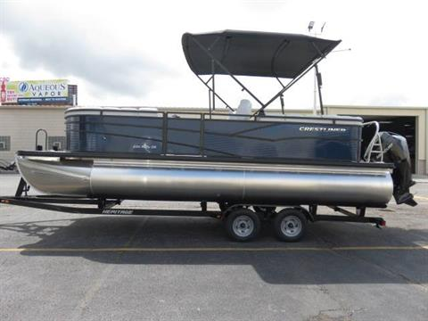 2019 Crestliner RALLY DX 220CWDH in Saint Peters, Missouri - Photo 5