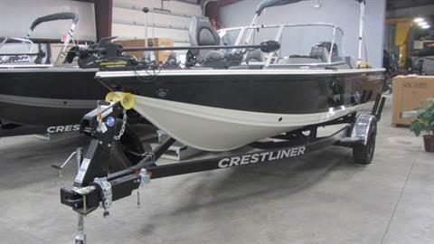 2017 Crestliner 1750WT FISH HAWK in Saint Peters, Missouri