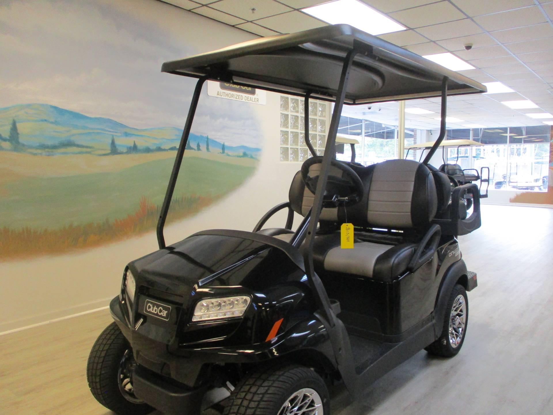 2021 Club Car Onward  4 Passenger HP Lithium Ion in Canton, Georgia - Photo 1