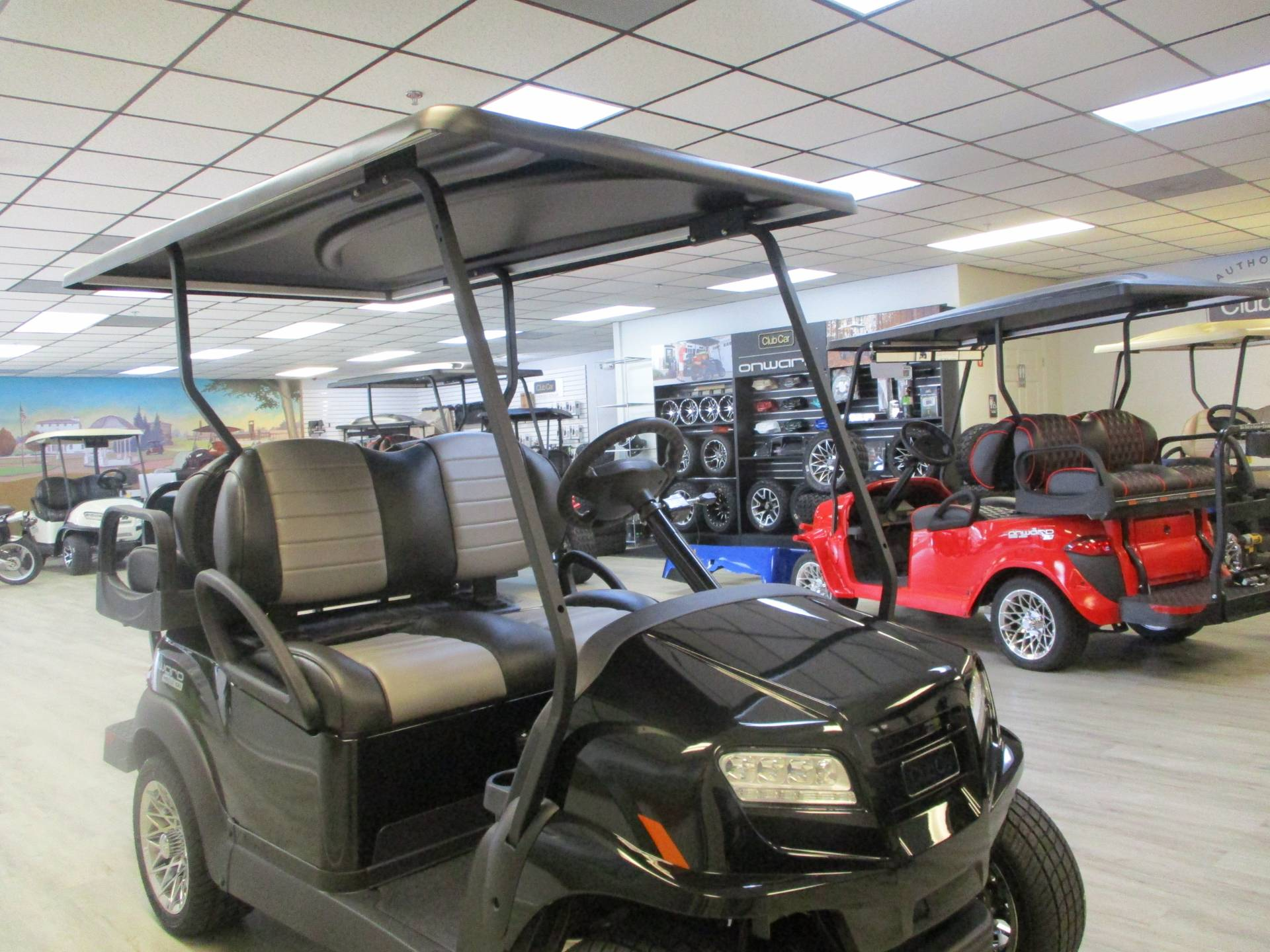 2021 Club Car Onward  4 Passenger HP Lithium Ion in Canton, Georgia - Photo 6