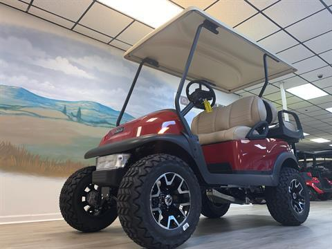 2021 Club Car V4L Gas in Canton, Georgia - Photo 1