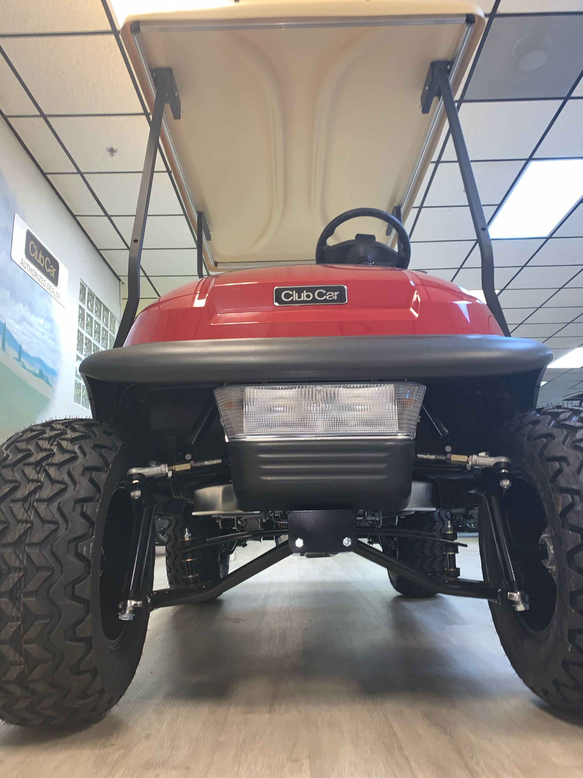2021 Club Car V4L Gas in Canton, Georgia - Photo 5