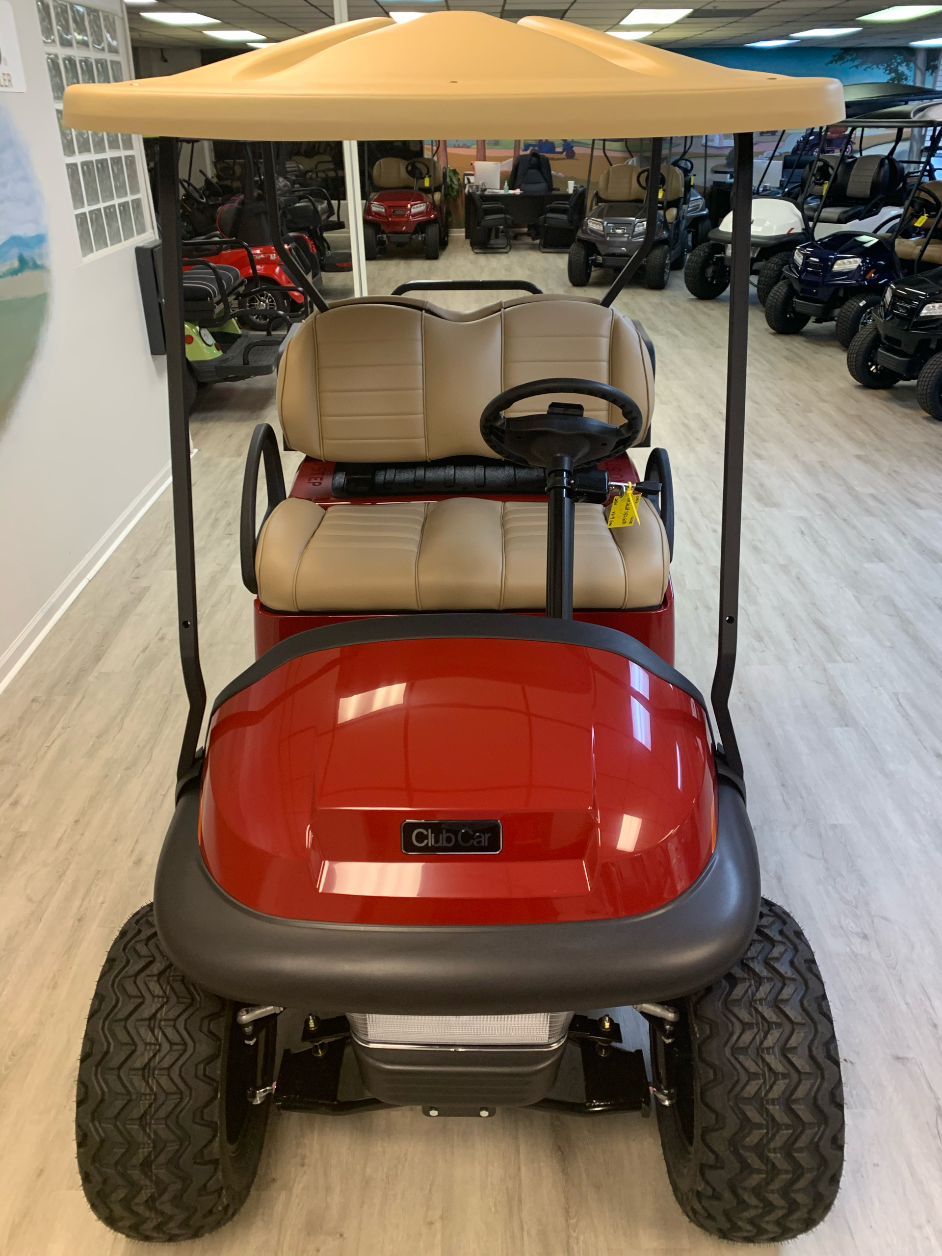 2021 Club Car V4L Gas in Canton, Georgia - Photo 6