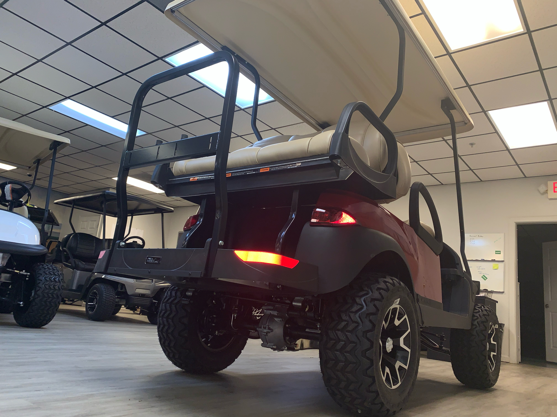 2021 Club Car V4L Gas in Canton, Georgia - Photo 10