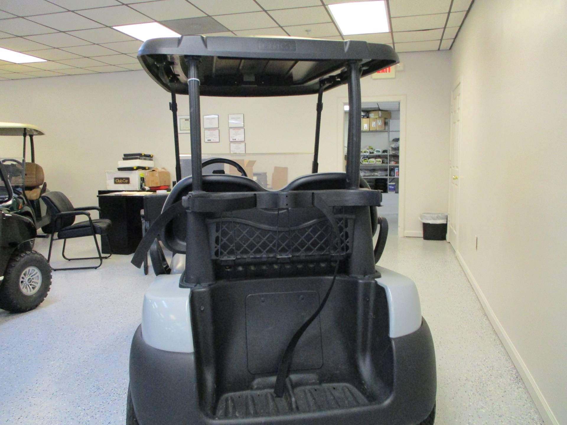 2017 Club Car Precedent 2 Passenger Electric in Canton, Georgia - Photo 3