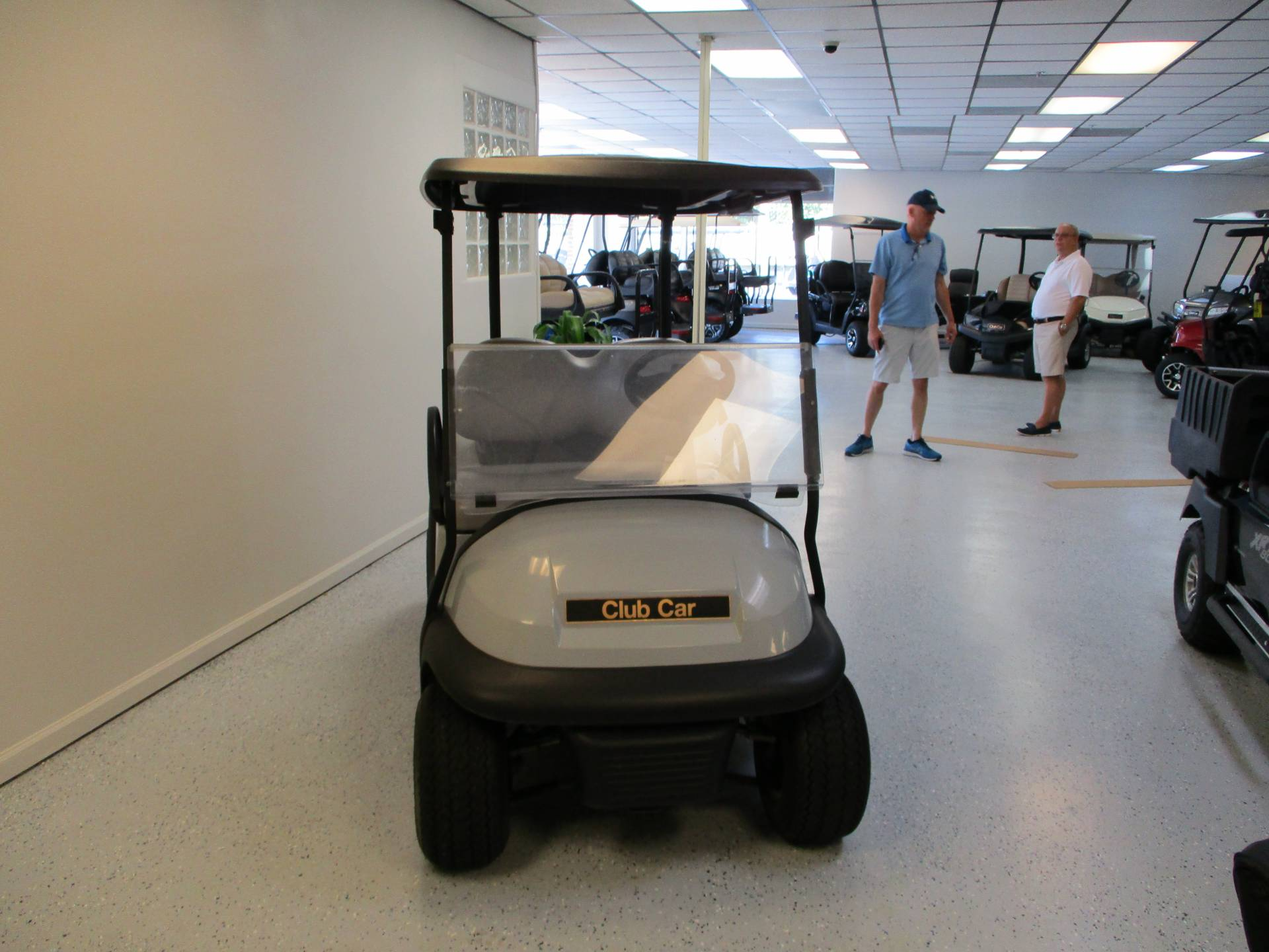 2017 Club Car Precedent 2 Passenger Electric in Canton, Georgia - Photo 5