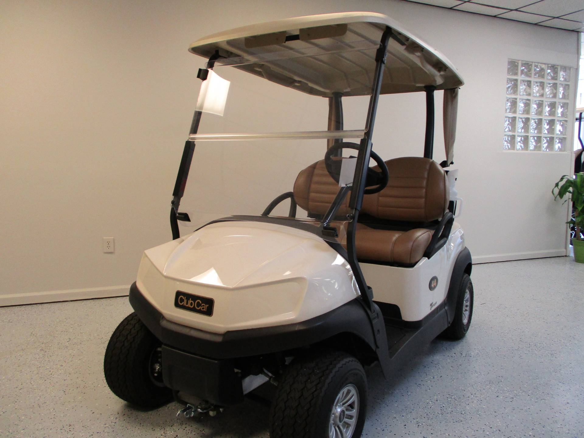 2019 Club Car Tempo 2 Passenger Electric in Canton, Georgia - Photo 1