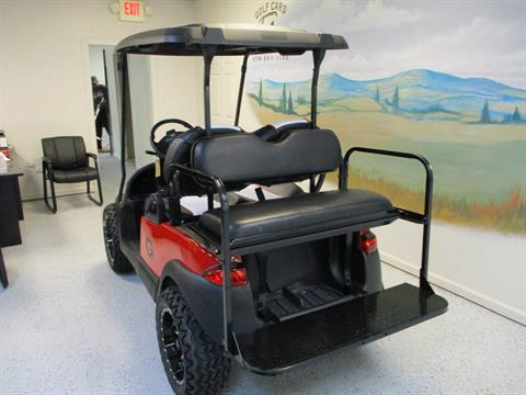 "2016 Club Car Precedent 4 Passenger Electric ""UGA"" Edition in Canton, Georgia"