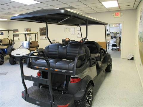 2020 Club Car Onward 6 Passenger Electric Lifted in Canton, Georgia - Photo 4