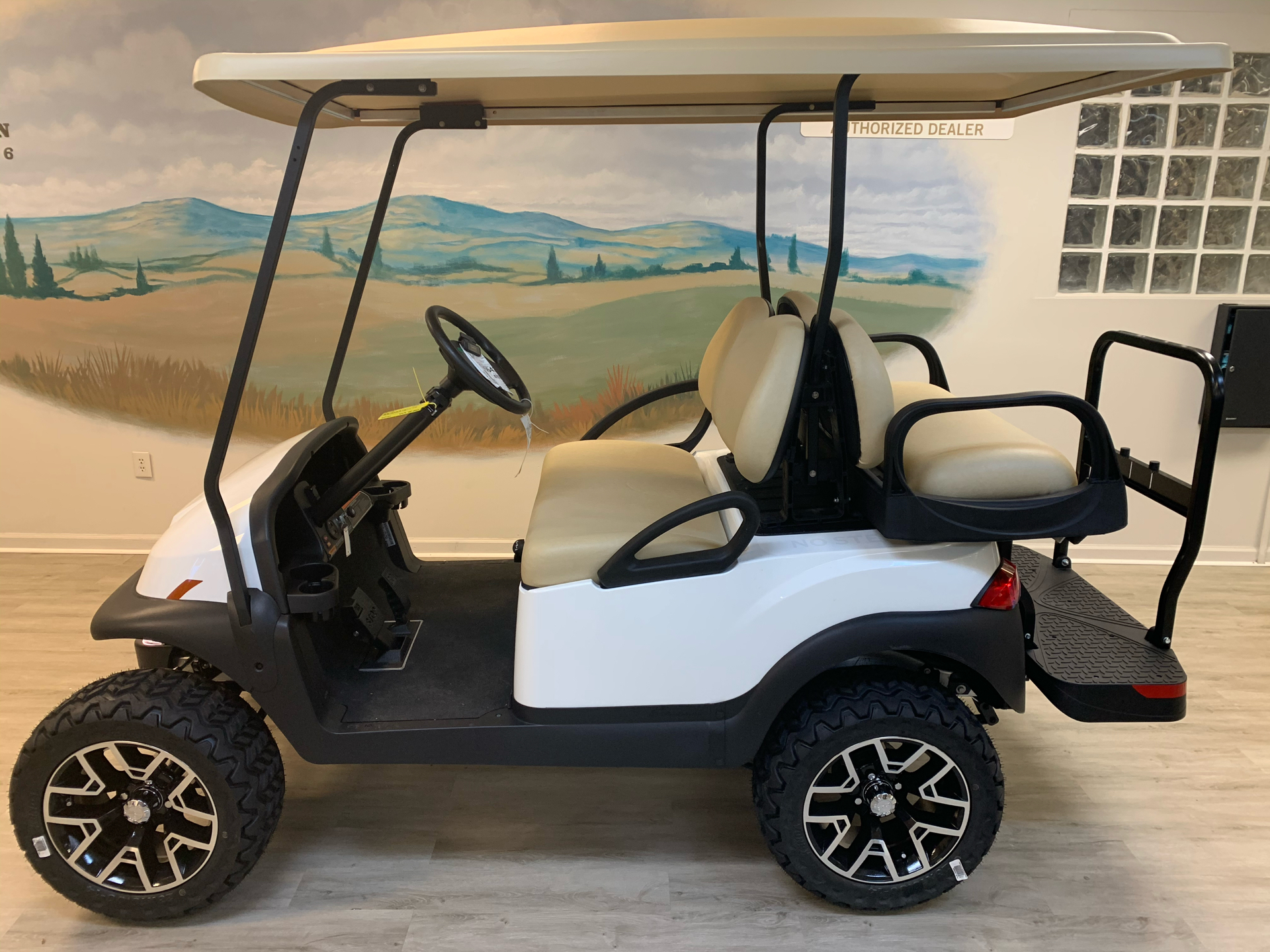 2021 Club Car V4L Gas in Canton, Georgia - Photo 8