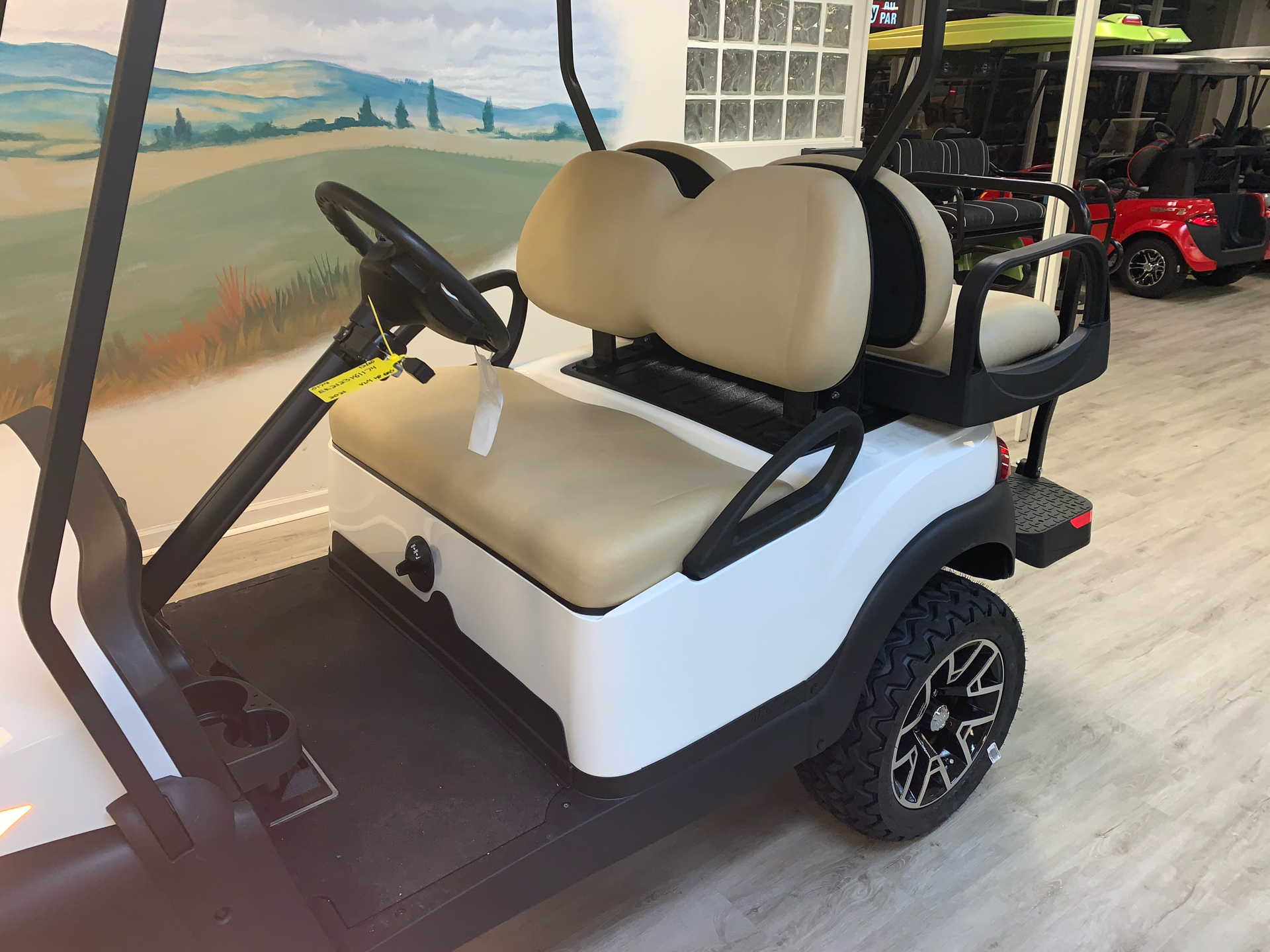 2021 Club Car V4L Gas in Canton, Georgia - Photo 21