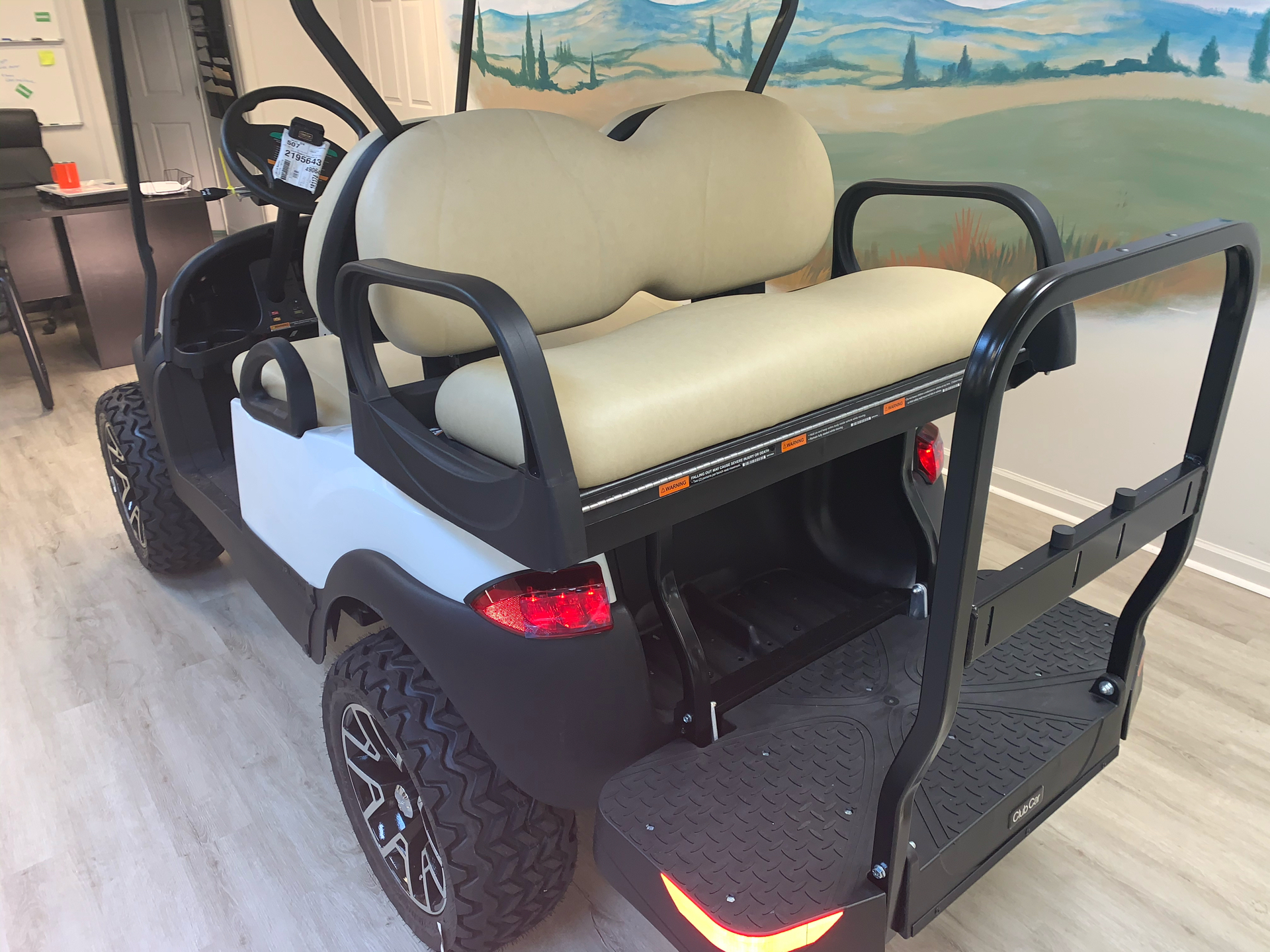 2021 Club Car V4L Gas in Canton, Georgia - Photo 27
