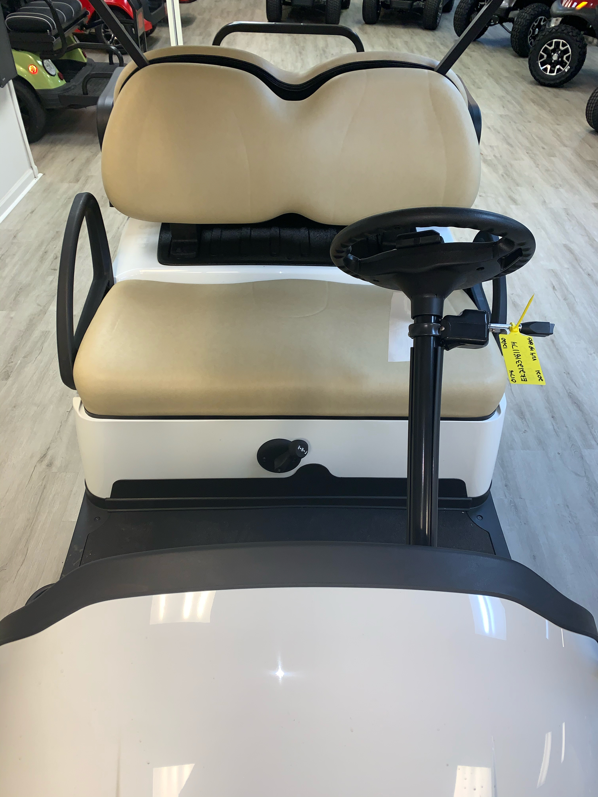 2021 Club Car V4L Gas in Canton, Georgia - Photo 32