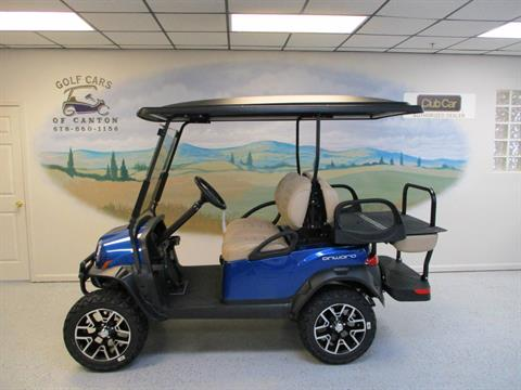 2020 Club Car Onward 4 Passenger Lifted Electric in Canton, Georgia - Photo 1