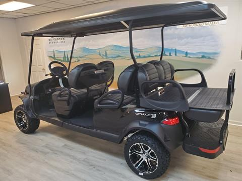 2021 Club Car Onward Lifted 6 Passenger HP Electric in Canton, Georgia - Photo 10