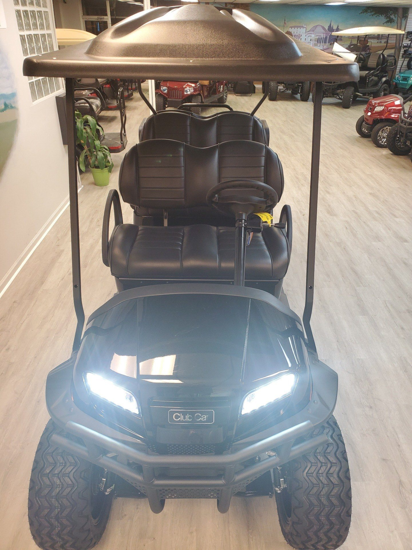 2021 Club Car Onward Lifted 6 Passenger HP Electric in Canton, Georgia - Photo 3