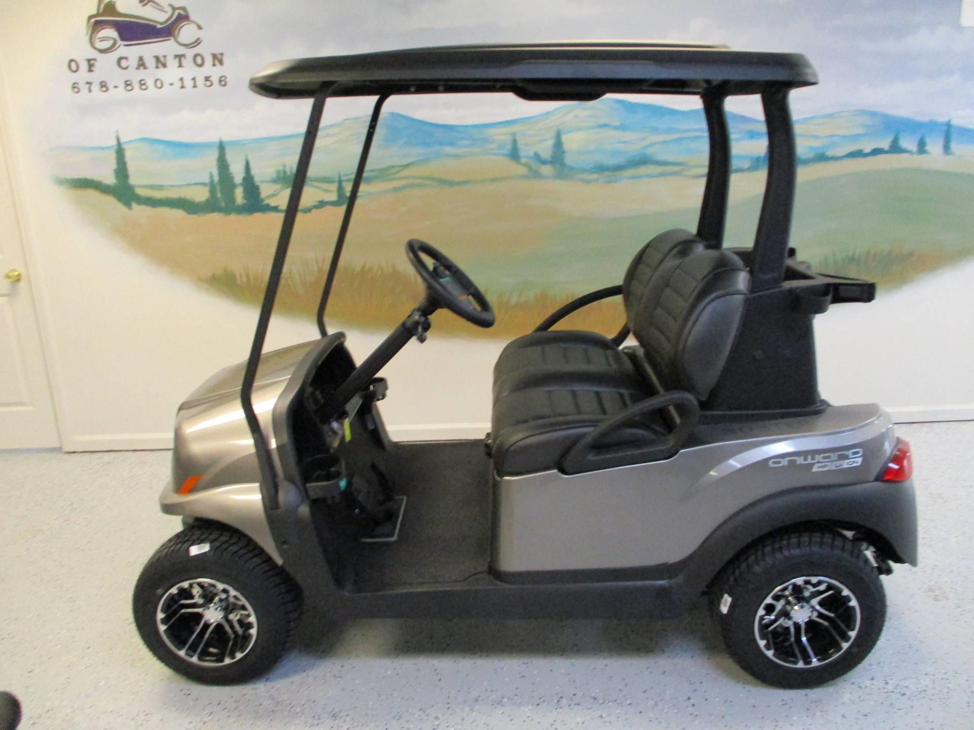 2020 Club Car Onward 2 Passenger Lithium Ion in Canton, Georgia - Photo 1