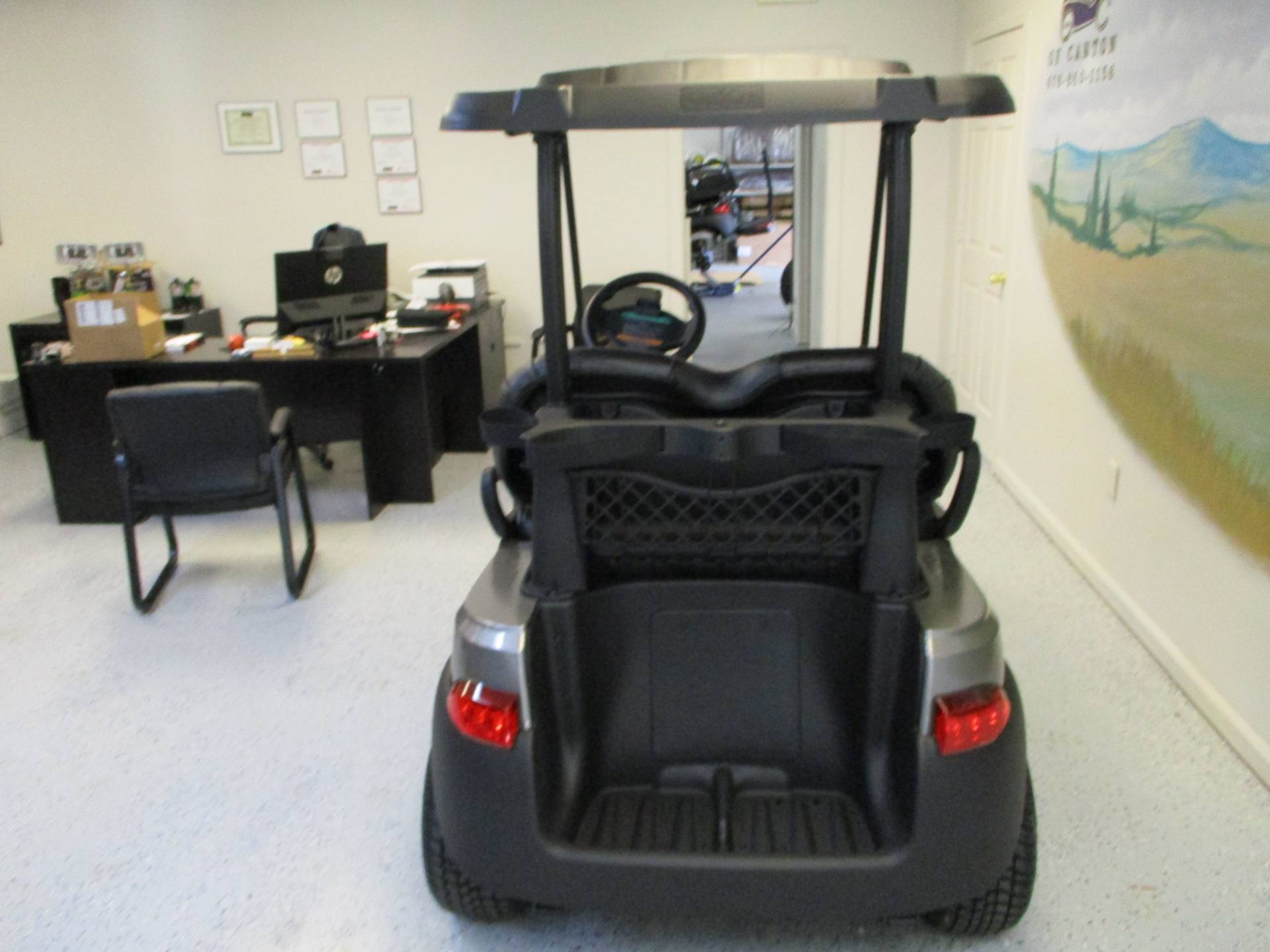 2020 Club Car Onward 2 Passenger Lithium Ion in Canton, Georgia - Photo 4