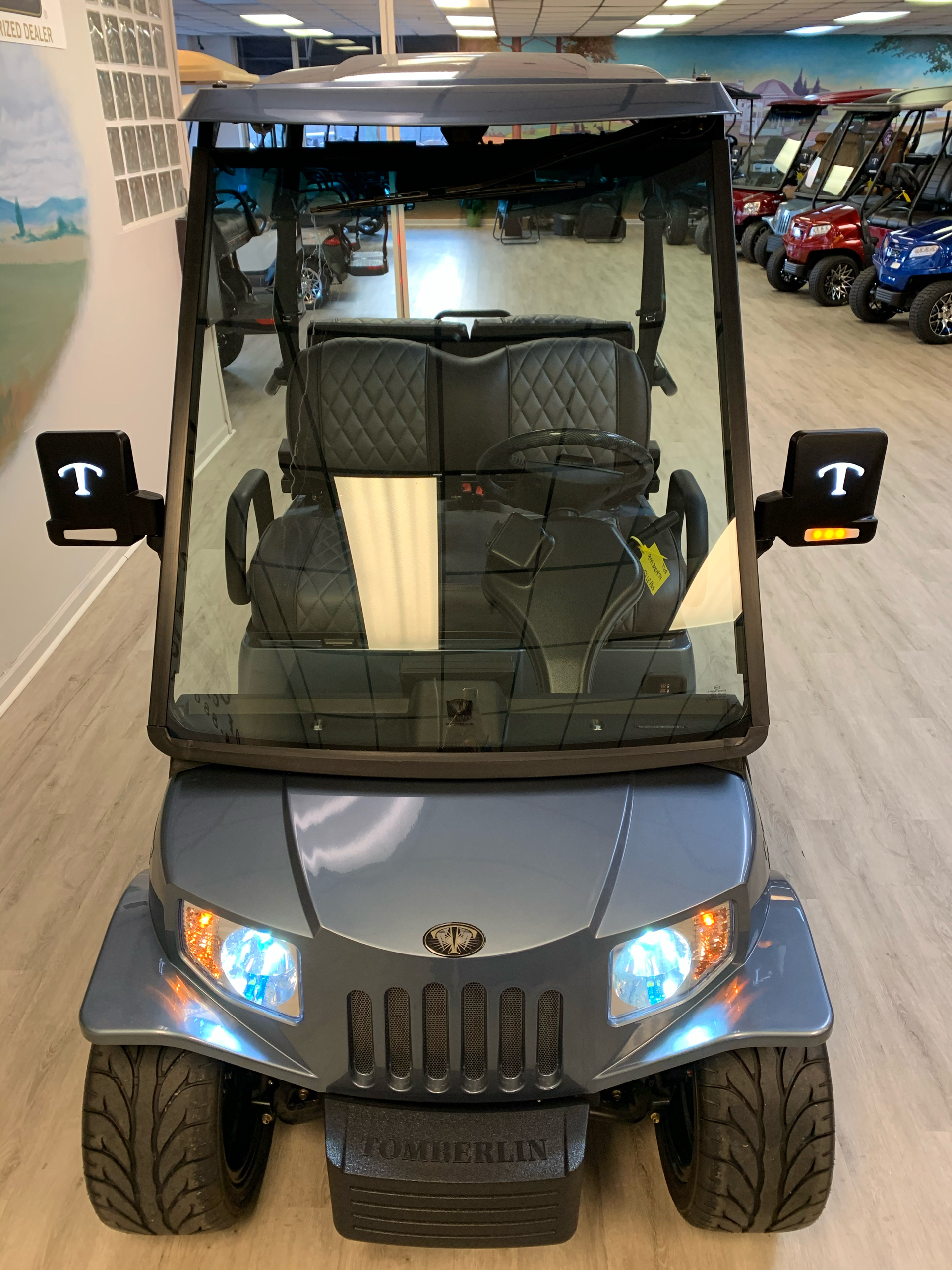 2021 Tomberlin E-Merge E2 LE Plus w/ Rear-Facing Seat in Canton, Georgia - Photo 5