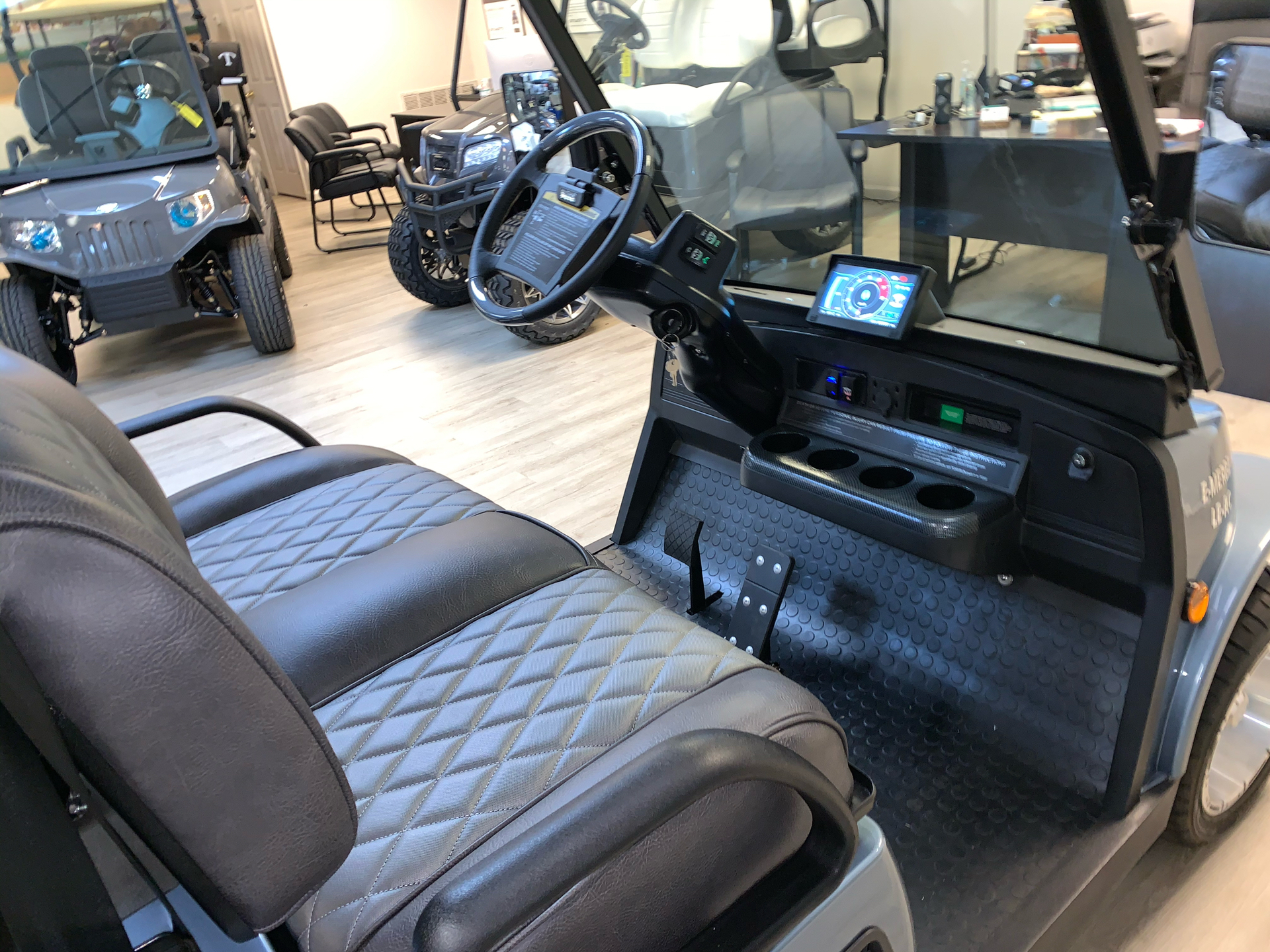 2021 Tomberlin E-Merge E2 LE Plus w/ Rear-Facing Seat in Canton, Georgia - Photo 3