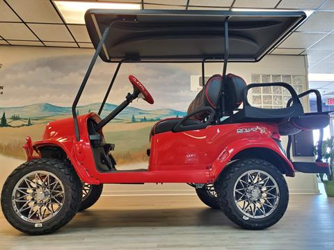 2020 Club Car Onward 4-Passenger Lifted HP/AC Special Edition in Canton, Georgia - Photo 1