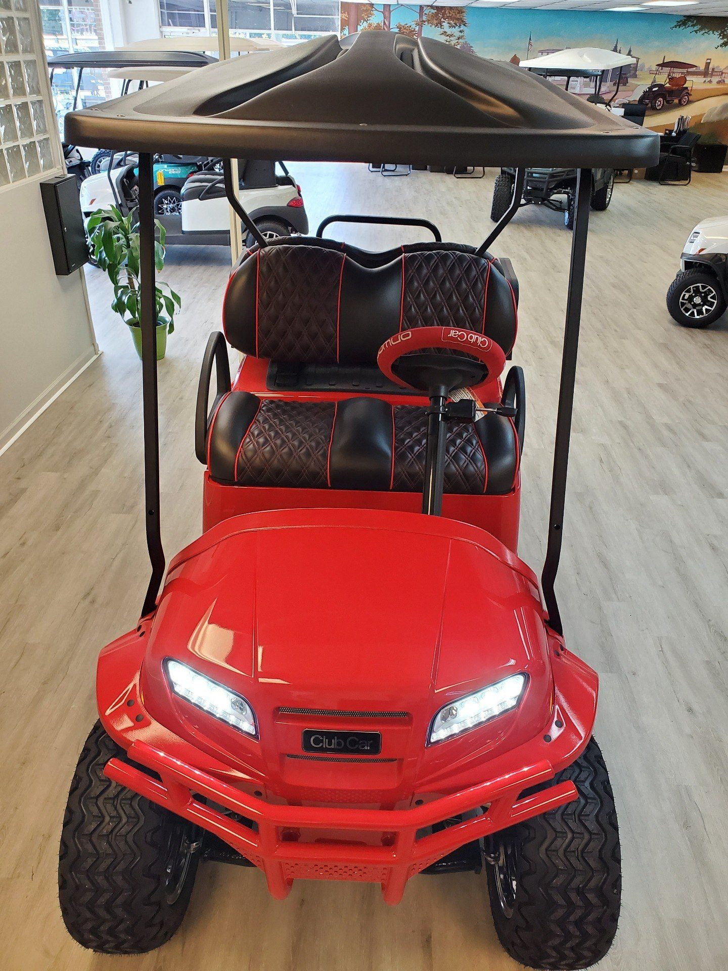 2020 Club Car Onward 4-Passenger Lifted HP/AC Special Edition in Canton, Georgia - Photo 10