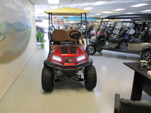 2020 Club Car Onward 4 Passenger Lifted Lithium Ion Sandstone Edition in Canton, Georgia