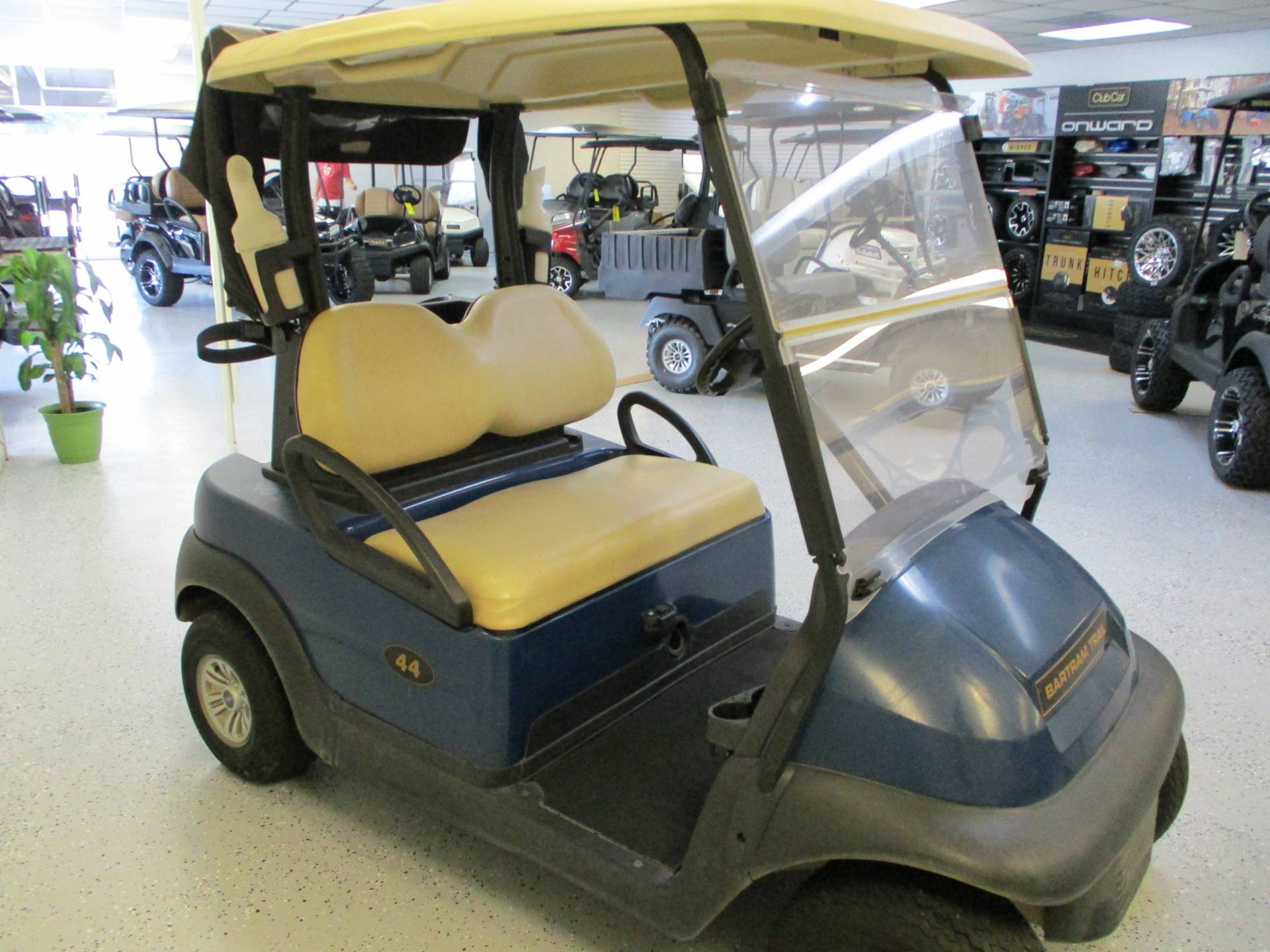 2016 Club Car Precedent 2 Passenger Electric in Canton, Georgia - Photo 4