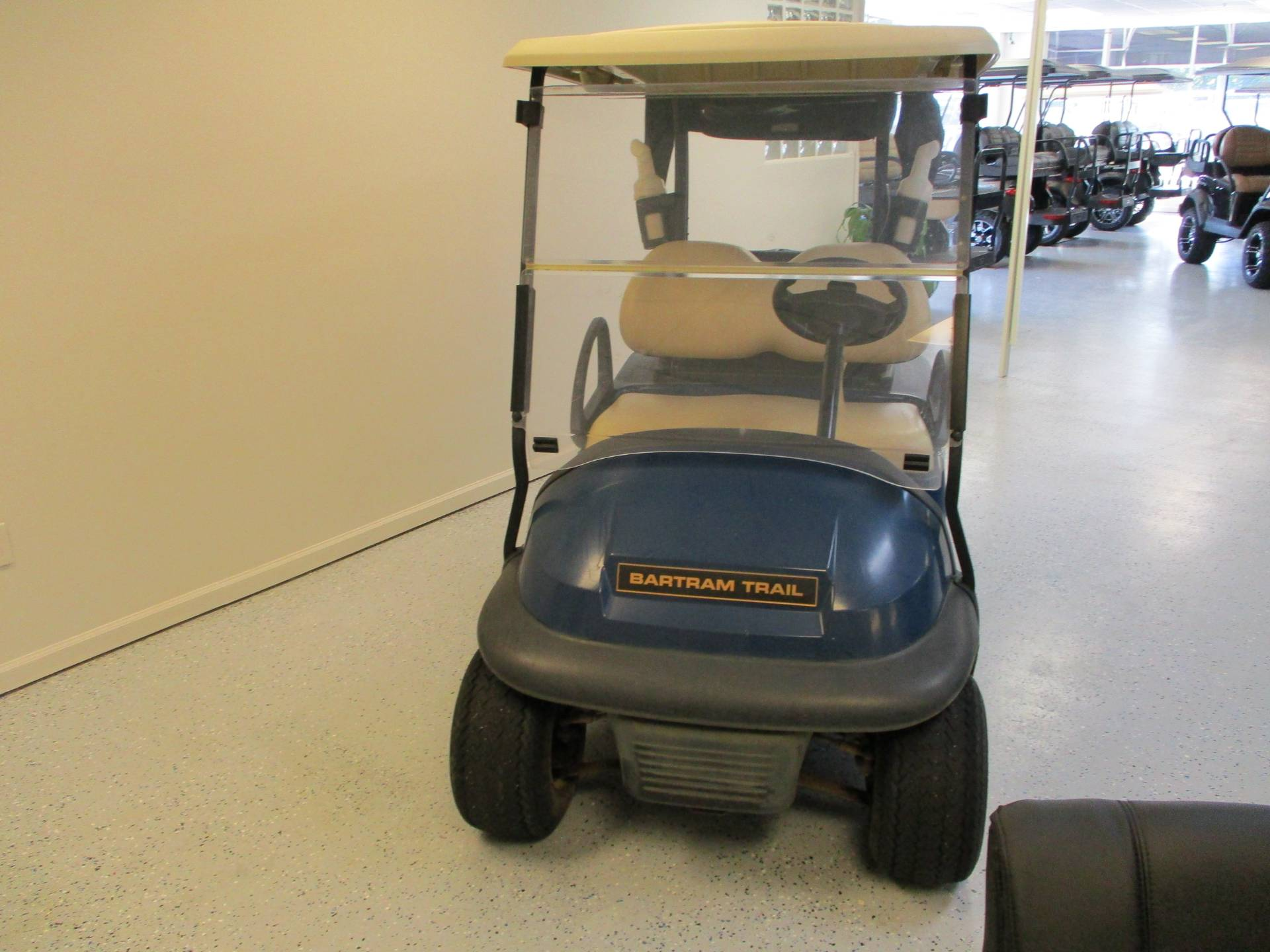 2016 Club Car Precedent 2 Passenger Electric in Canton, Georgia - Photo 5