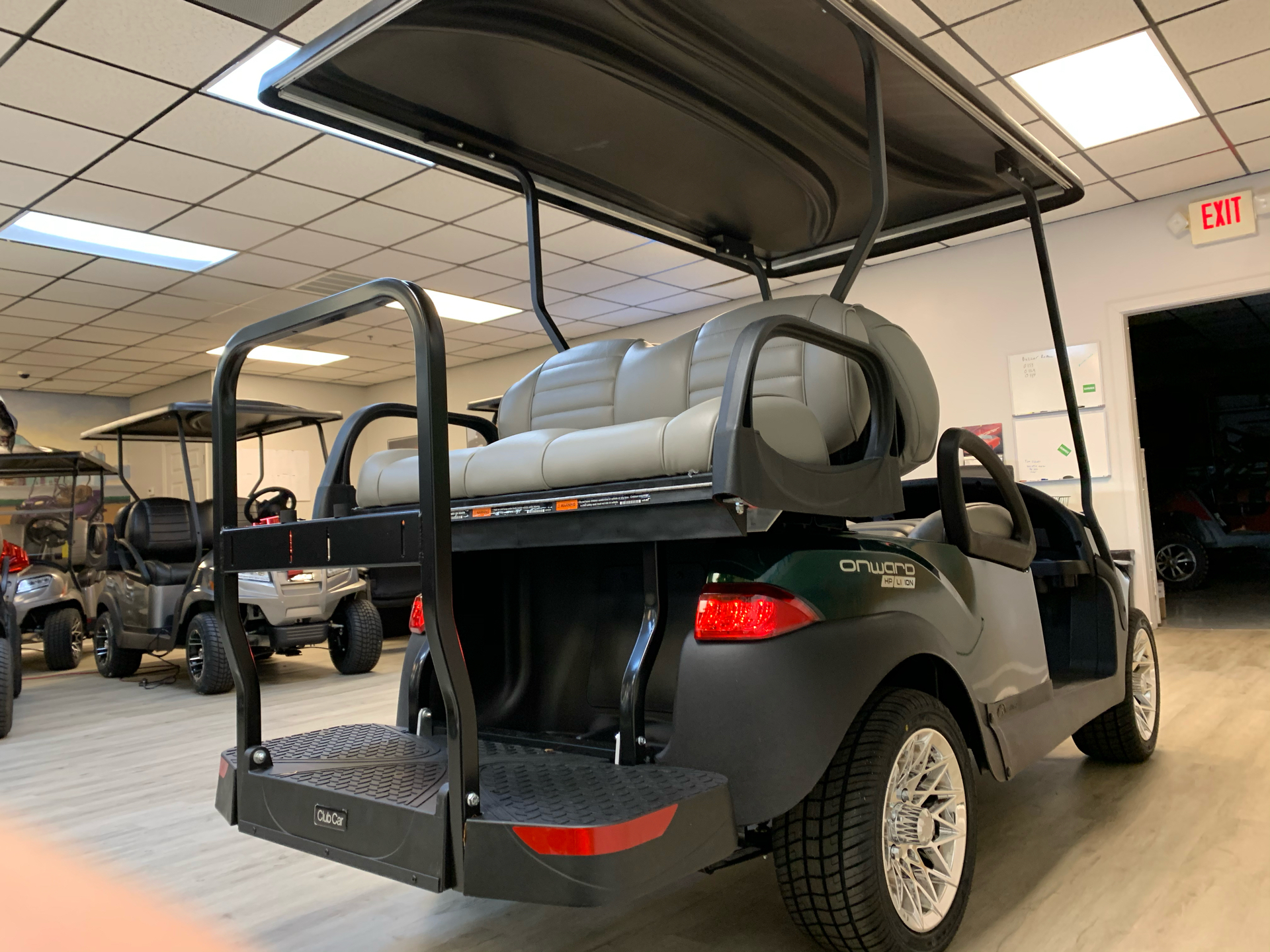2021 Club Car Onward  4 Passenger HP Lithium Ion in Canton, Georgia - Photo 18