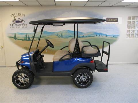 2020 Club Car Onward 4 Passenger Lifted Gas in Canton, Georgia - Photo 1