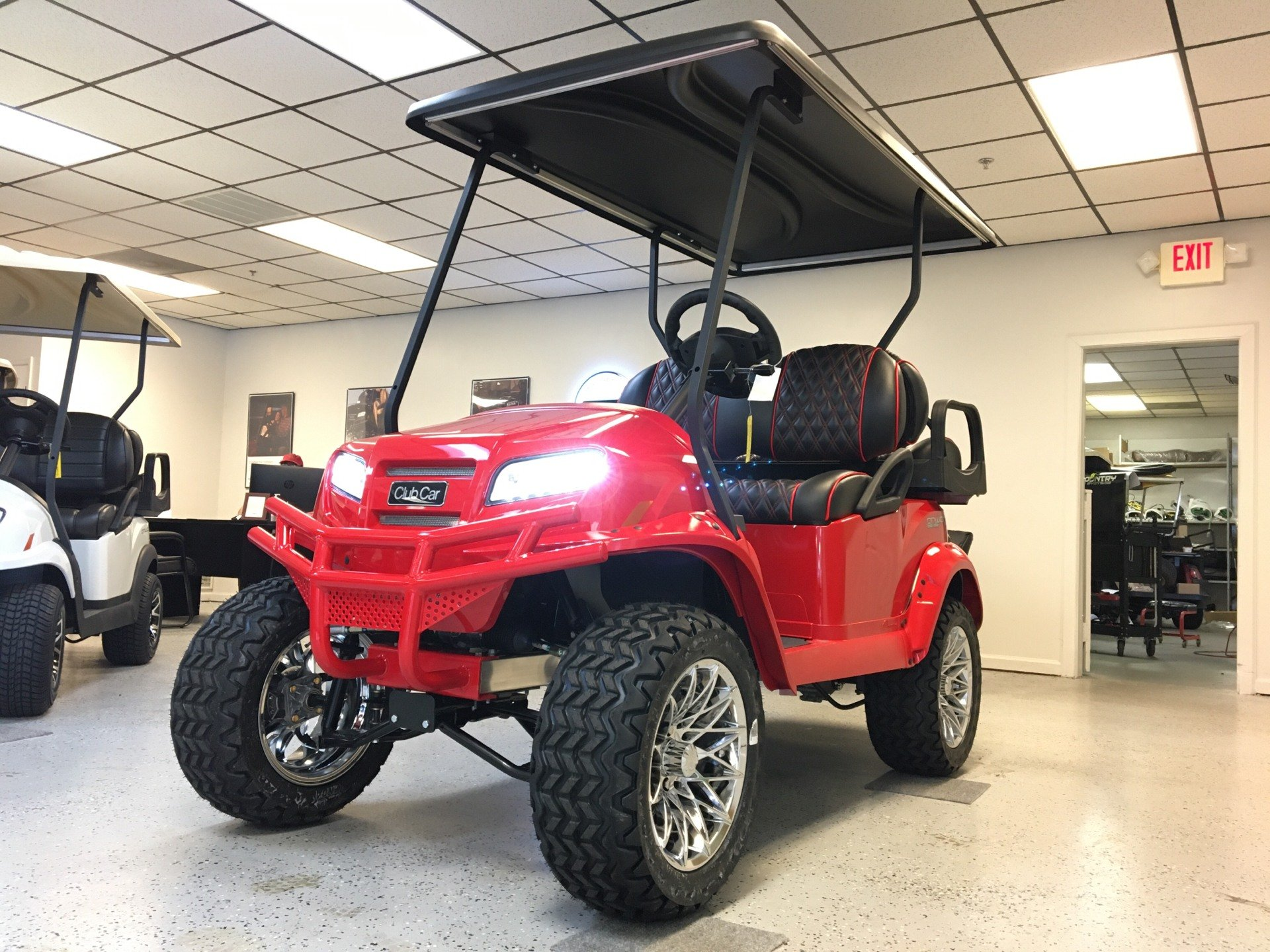 2020 Club Car Onward 4-Passenger HP Special Edition in Canton, Georgia - Photo 2