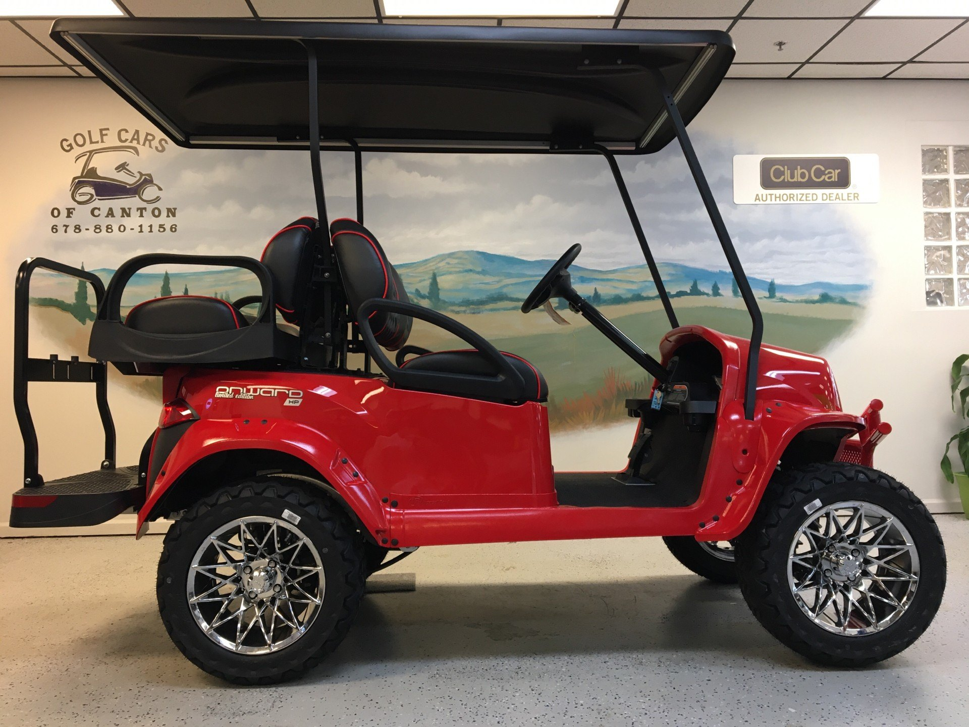 2020 Club Car Onward 4-Passenger HP Special Edition in Canton, Georgia - Photo 3