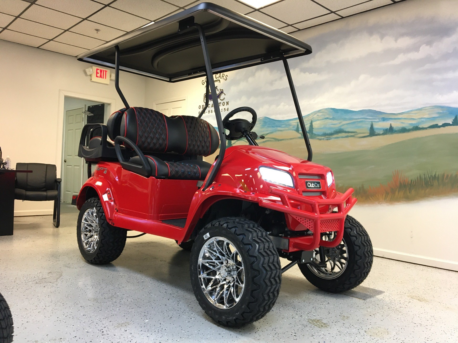 2020 Club Car Onward 4-Passenger HP Special Edition in Canton, Georgia - Photo 4
