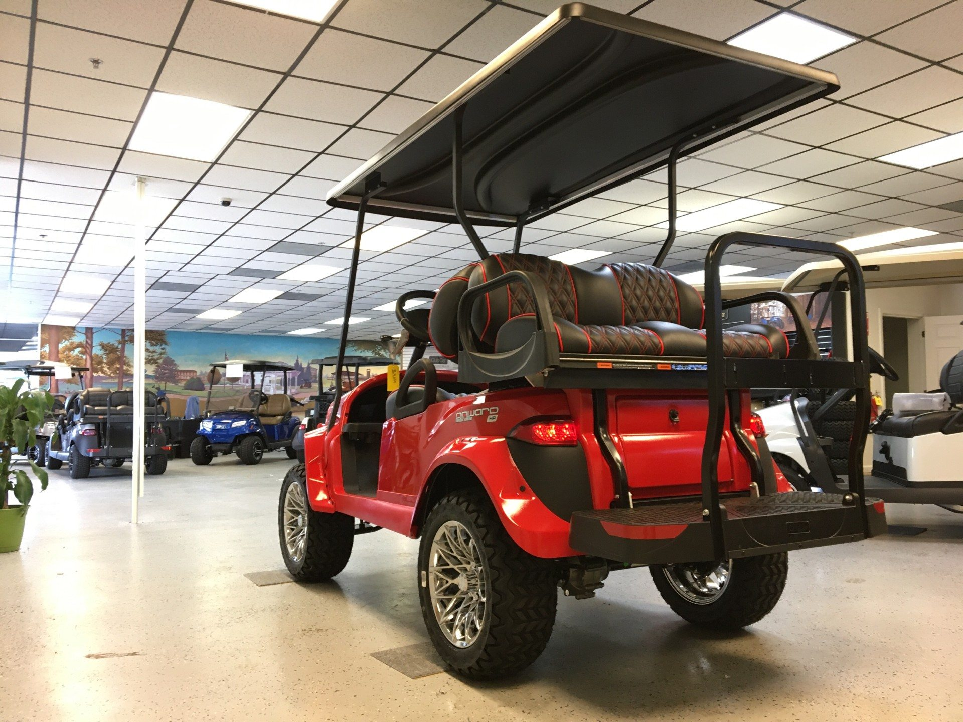 2020 Club Car Onward 4-Passenger HP Special Edition in Canton, Georgia - Photo 20