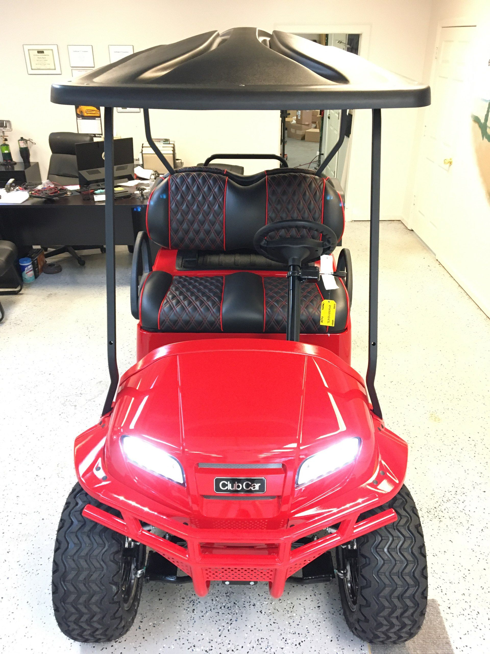 2020 Club Car Onward 4-Passenger HP Special Edition in Canton, Georgia - Photo 21