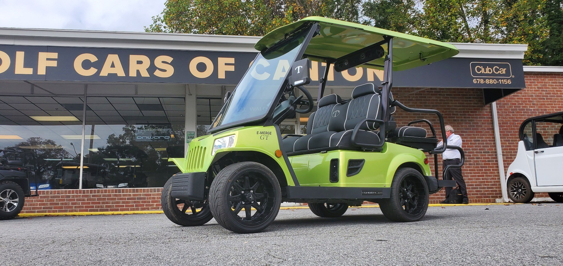 2021 Tomberlin E-Merge E2 GT w/ Rear-Facing Seat in Canton, Georgia - Photo 6