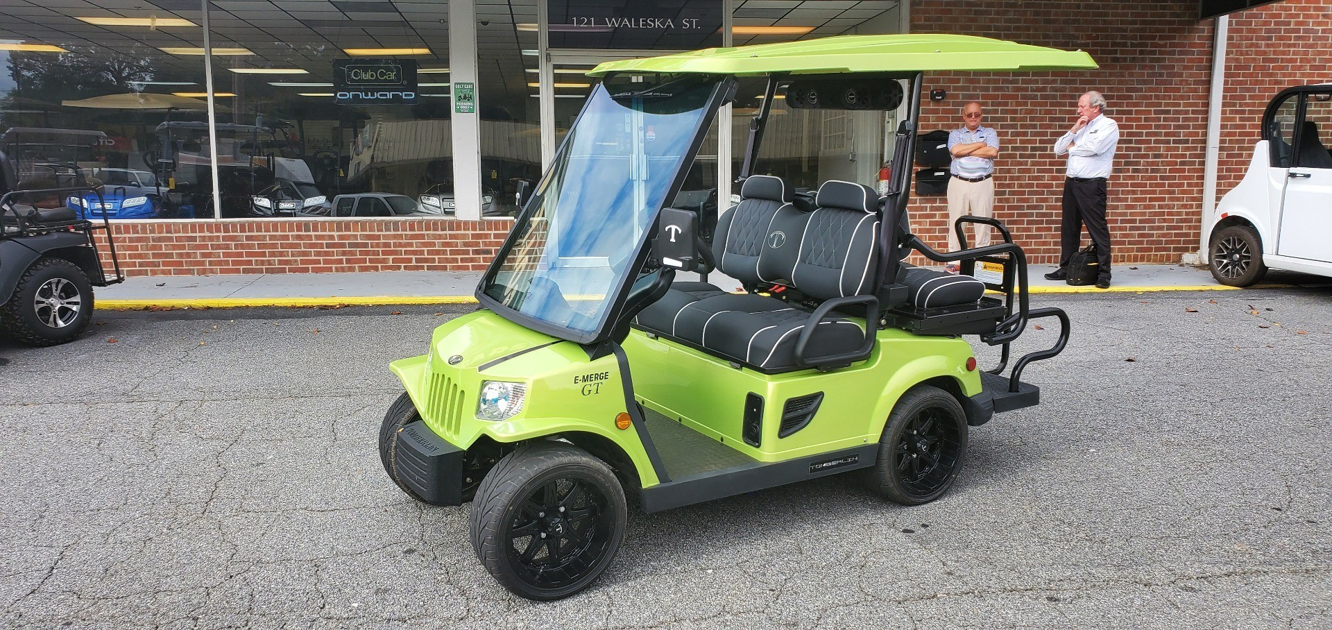 2021 Tomberlin E-Merge E2 GT w/ Rear-Facing Seat in Canton, Georgia - Photo 14