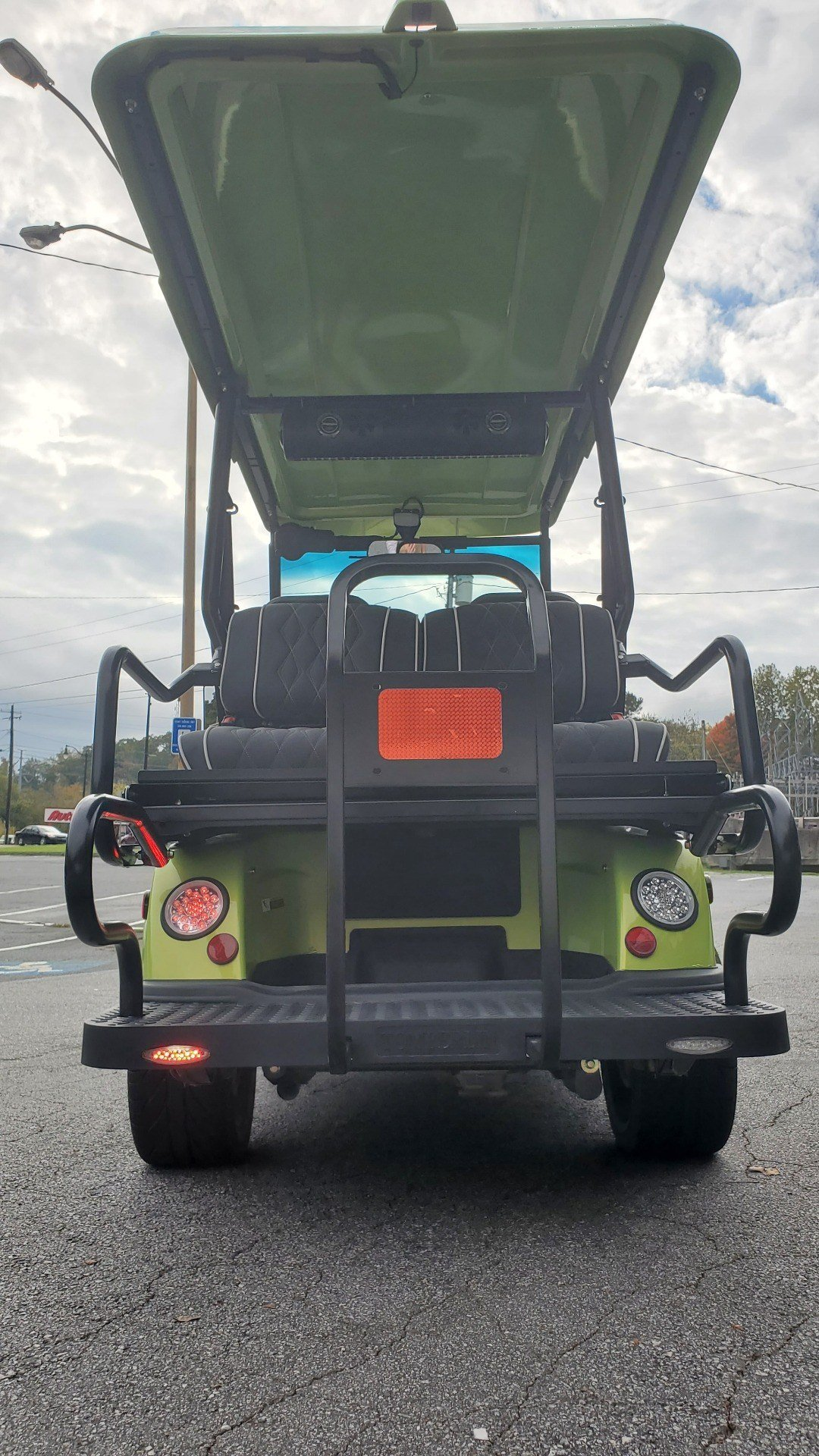 2021 Tomberlin E-Merge E2 GT w/ Rear-Facing Seat in Canton, Georgia - Photo 23