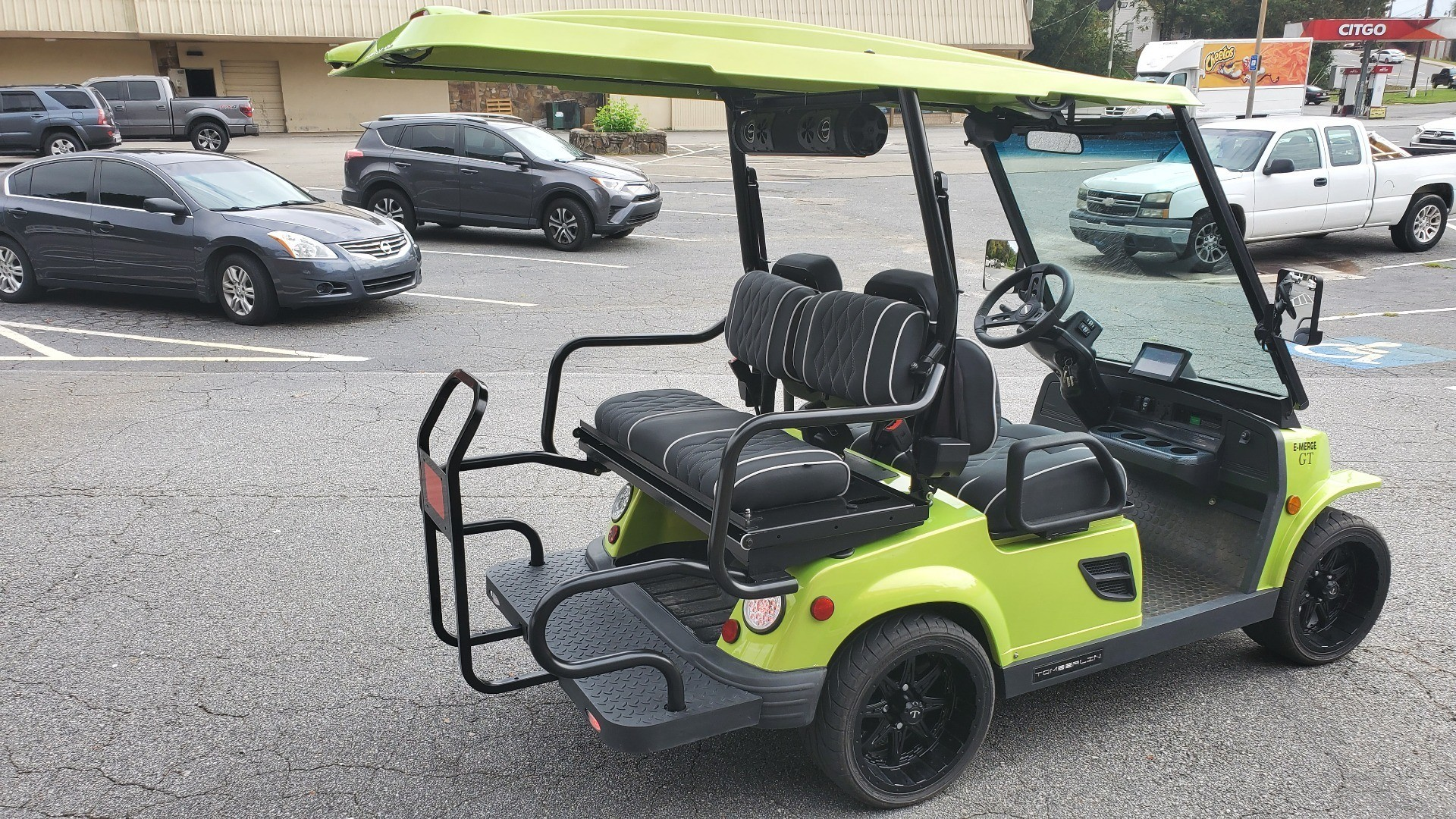 2021 Tomberlin E-Merge E2 GT w/ Rear-Facing Seat in Canton, Georgia - Photo 20