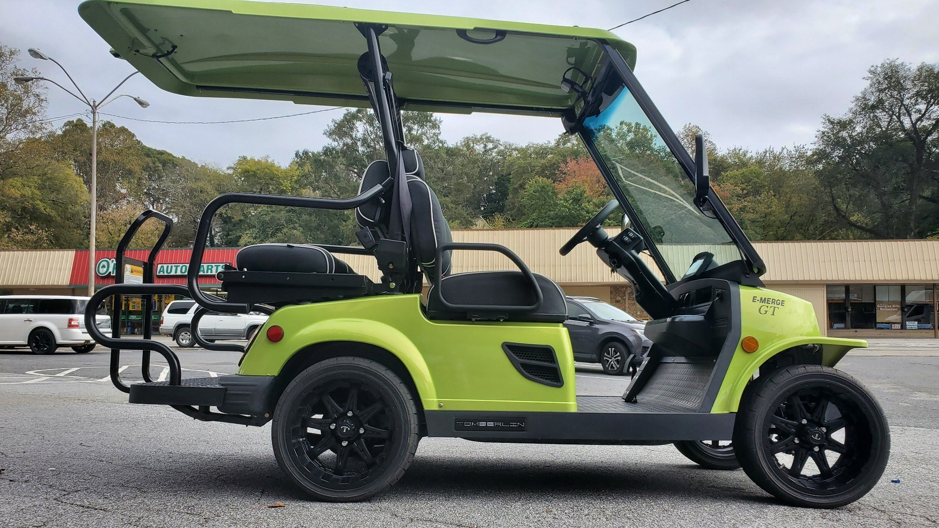 2021 Tomberlin E-Merge E2 GT w/ Rear-Facing Seat in Canton, Georgia - Photo 13
