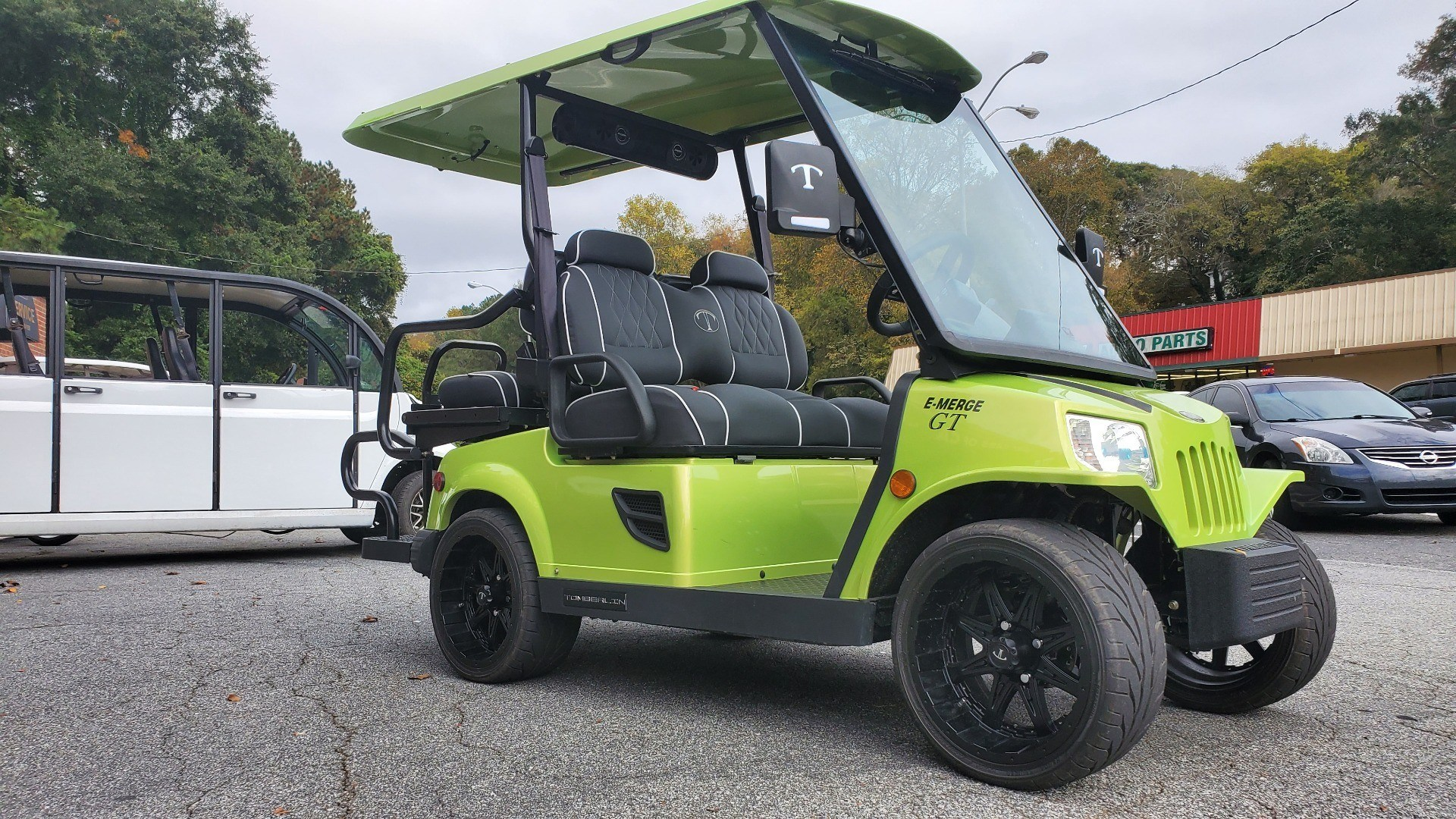 2021 Tomberlin E-Merge E2 GT w/ Rear-Facing Seat in Canton, Georgia - Photo 12