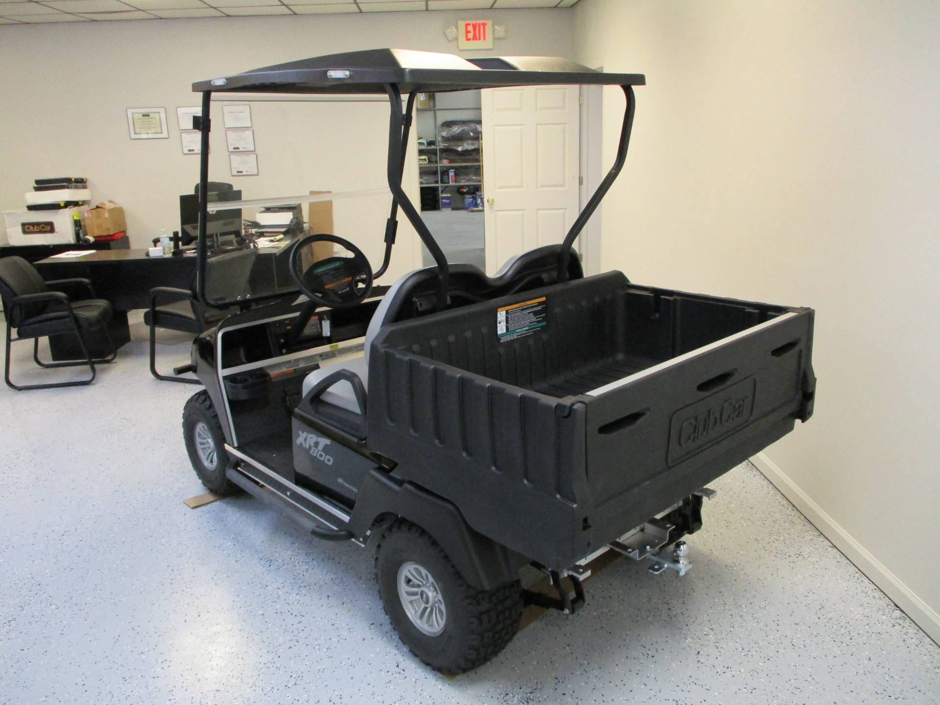 2020 Club Car XRT 800 Gas in Canton, Georgia - Photo 3