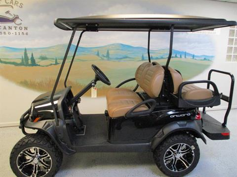 2020 Club Car Onward 4 Passenger Lifted Electric in Canton, Georgia