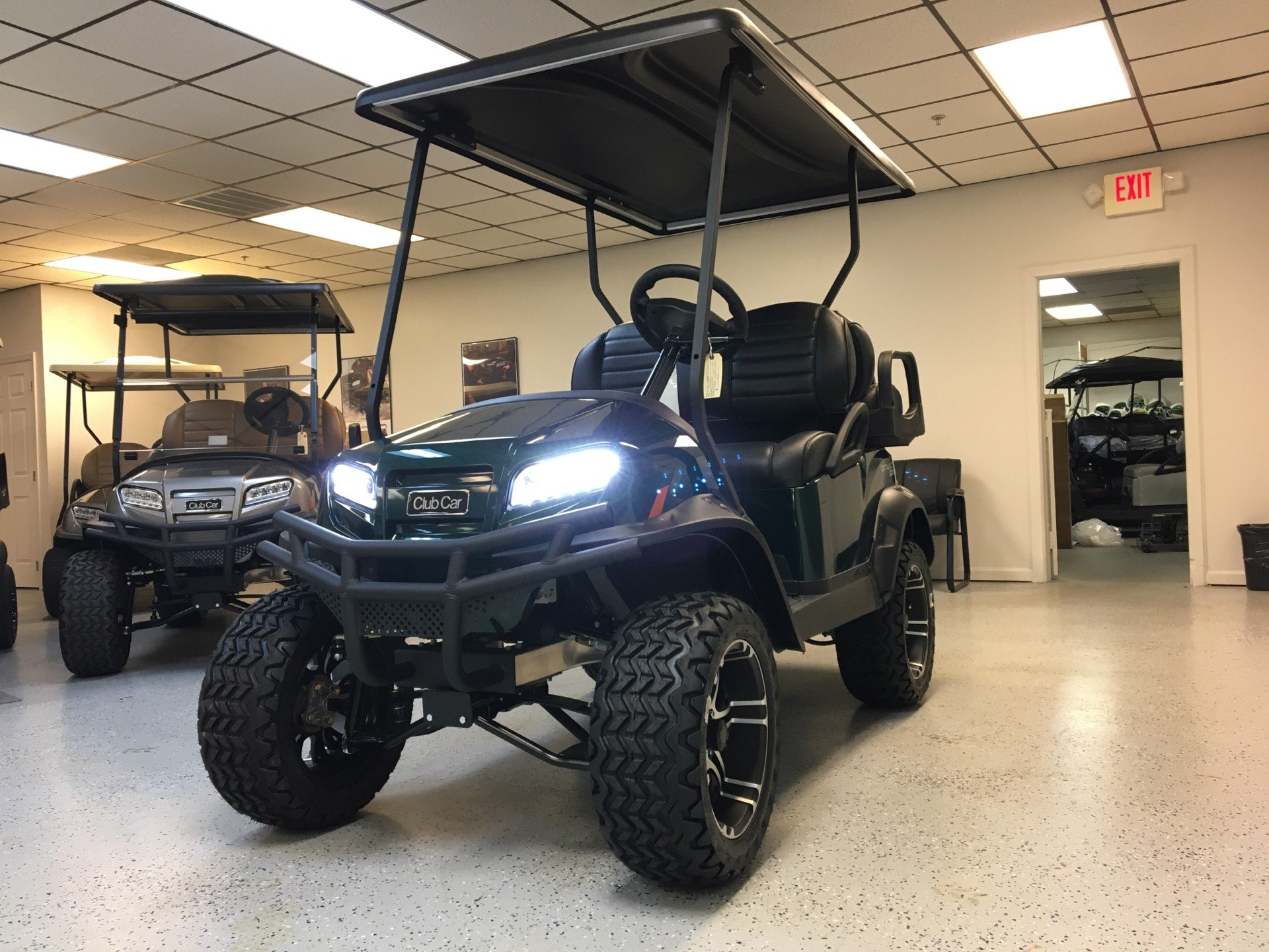 2020 Club Car Onward 4-Passenger Lifted Lithium Ion HP in Canton, Georgia - Photo 1