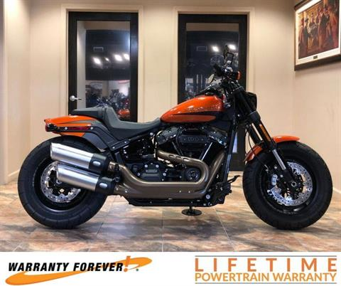 2019 Harley-Davidson Fat Bob® 114 in Jonesboro, Arkansas - Photo 1