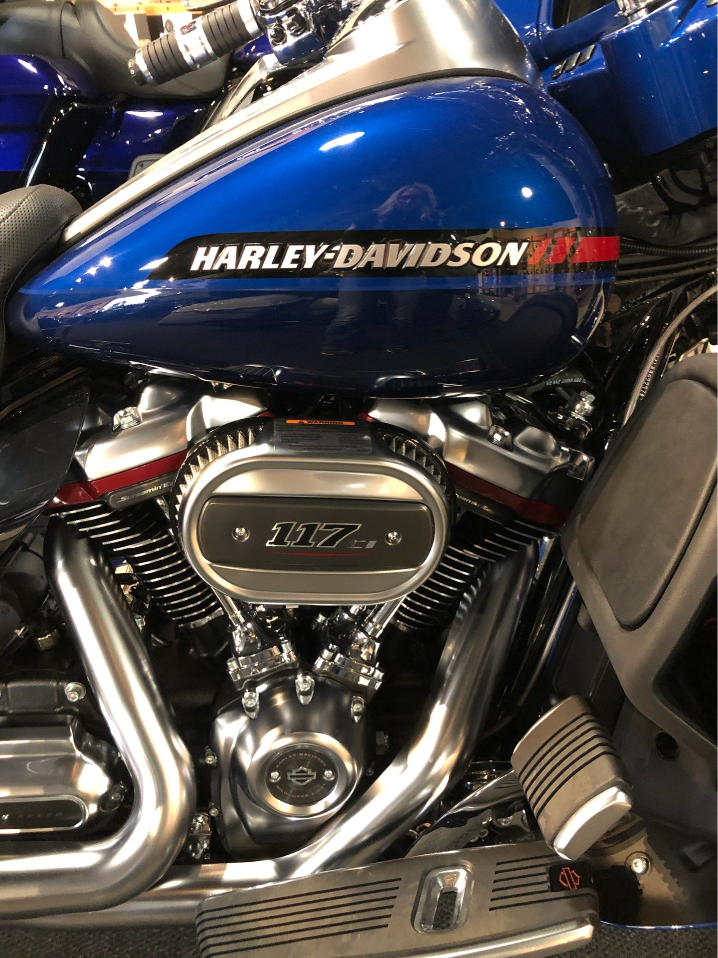 2020 Harley-Davidson CVO™ Limited in Jonesboro, Arkansas - Photo 5