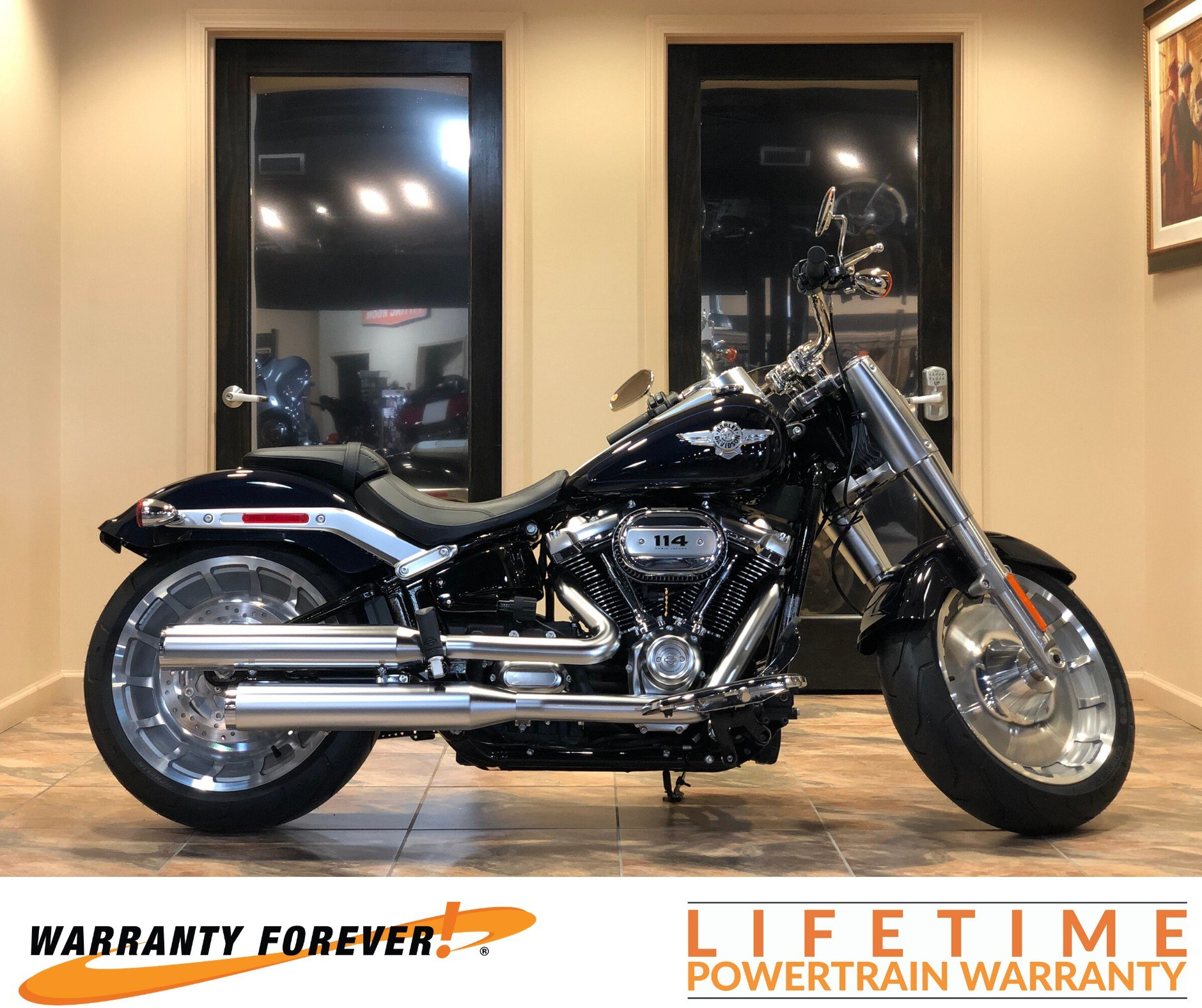 2019 Harley-Davidson Fat Boy® 114 in Jonesboro, Arkansas - Photo 1