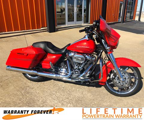 2017 Harley-Davidson Street Glide® Special in Jonesboro, Arkansas - Photo 1
